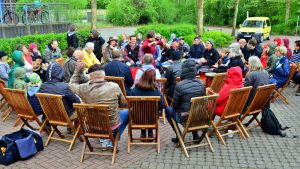 Drum Circle in Bad Bevensen