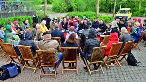 Drum Circle in Bad Bevensen