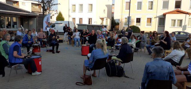 3. September 2021 | Drum Circle  Brolingplatz | Lübeck | Kulturfunke