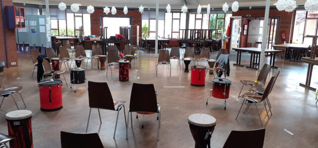 18. September 2021 | Drum Circle Vorwerker Diakonie | Lübeck