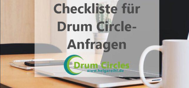 Anfrage-Checkliste