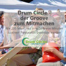 Drum Circle – der Groove zum Mitmachen