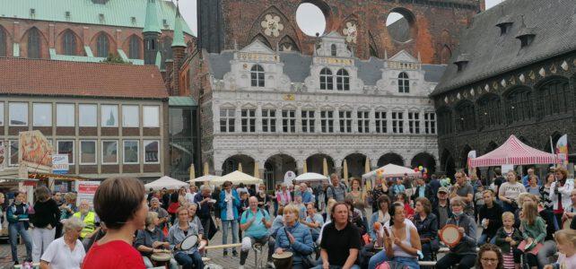 11. September 2021 | Drum Circle  beim Erlebnistag | Lübeck
