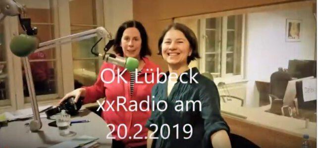 Interview im Offenen Kanal Lübeck