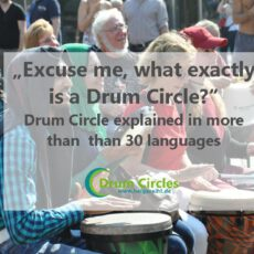 What is a Drum Circle?