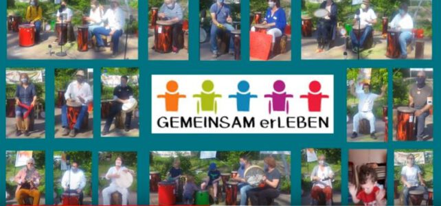 Video Community Drum Circle